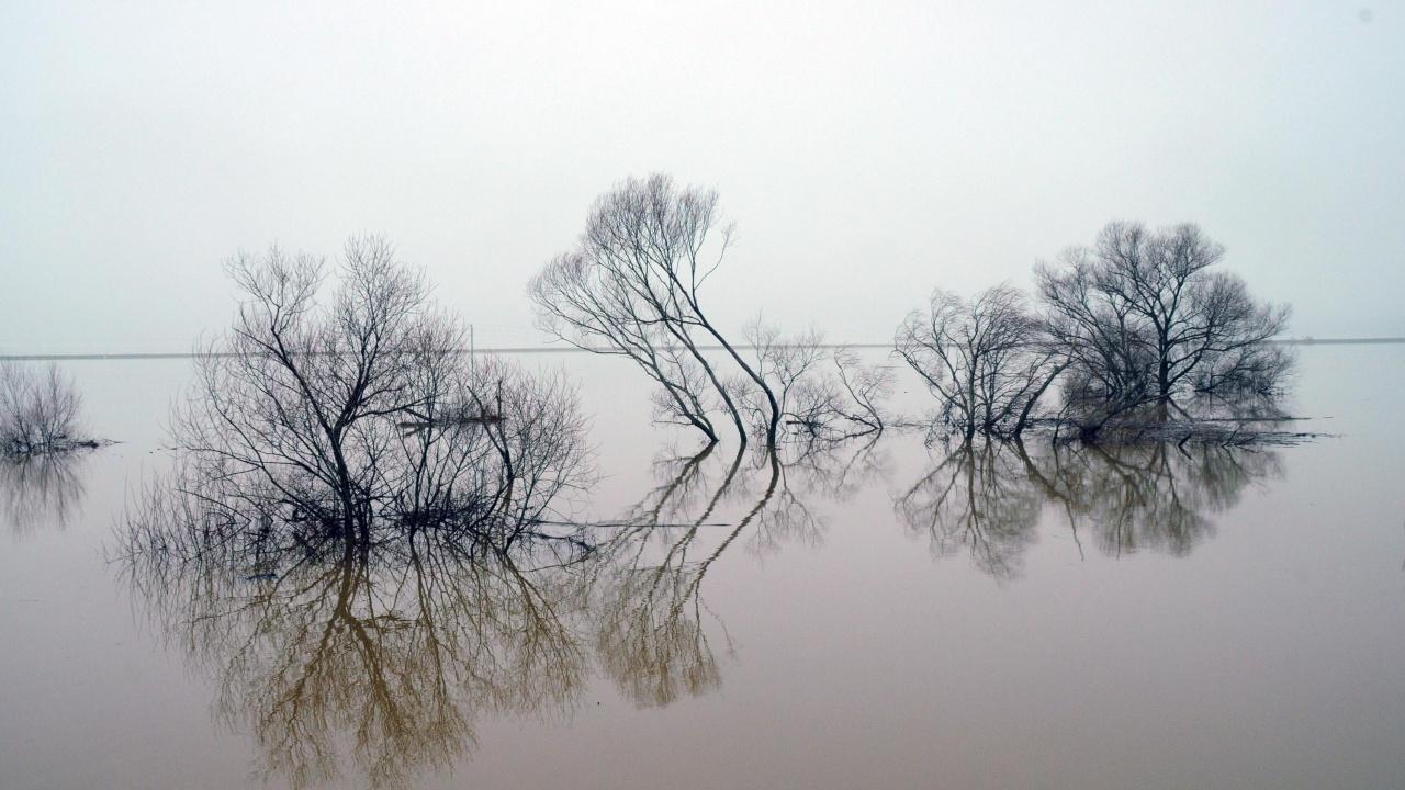 Опасност от наводнения в Северозападна България