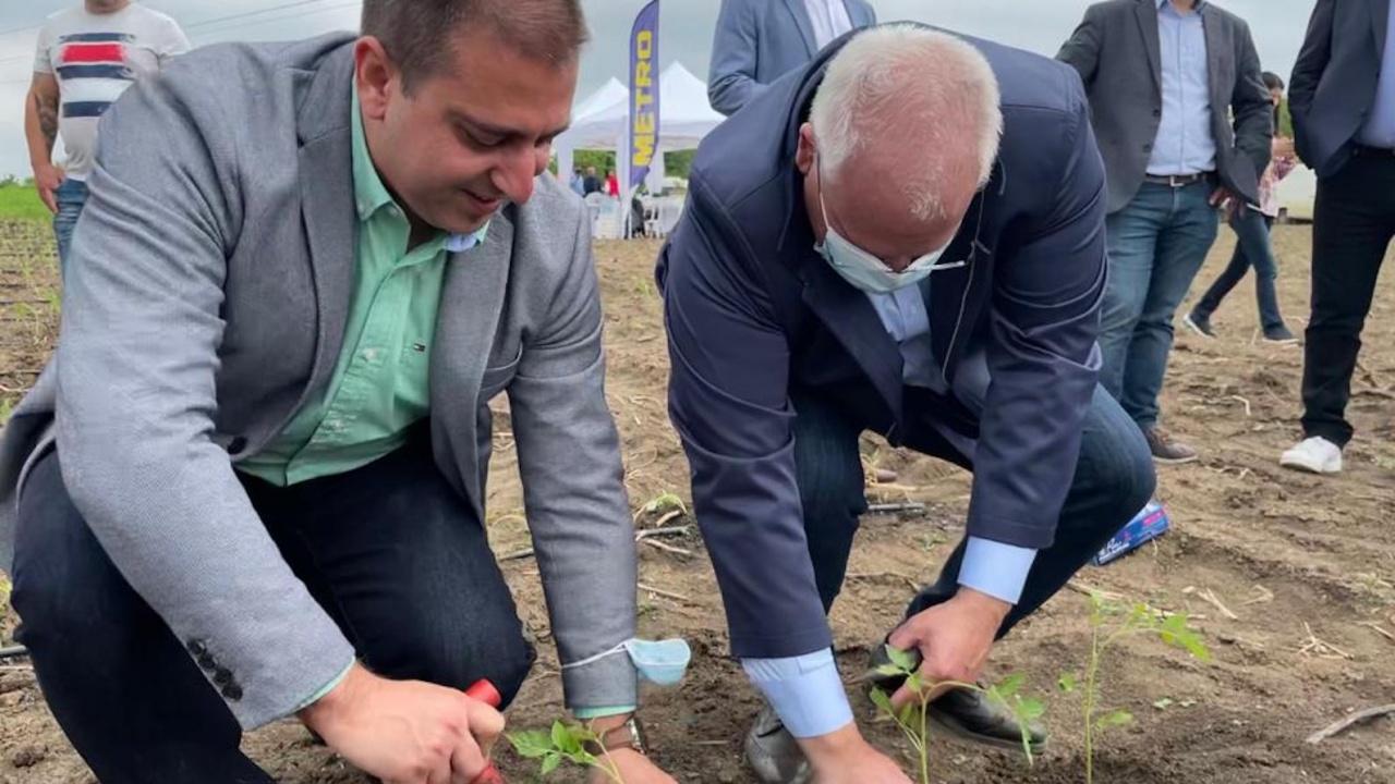 Заместник-министър Неделков: Основна цел на Министерство на земеделието е подкрепата на българските производители