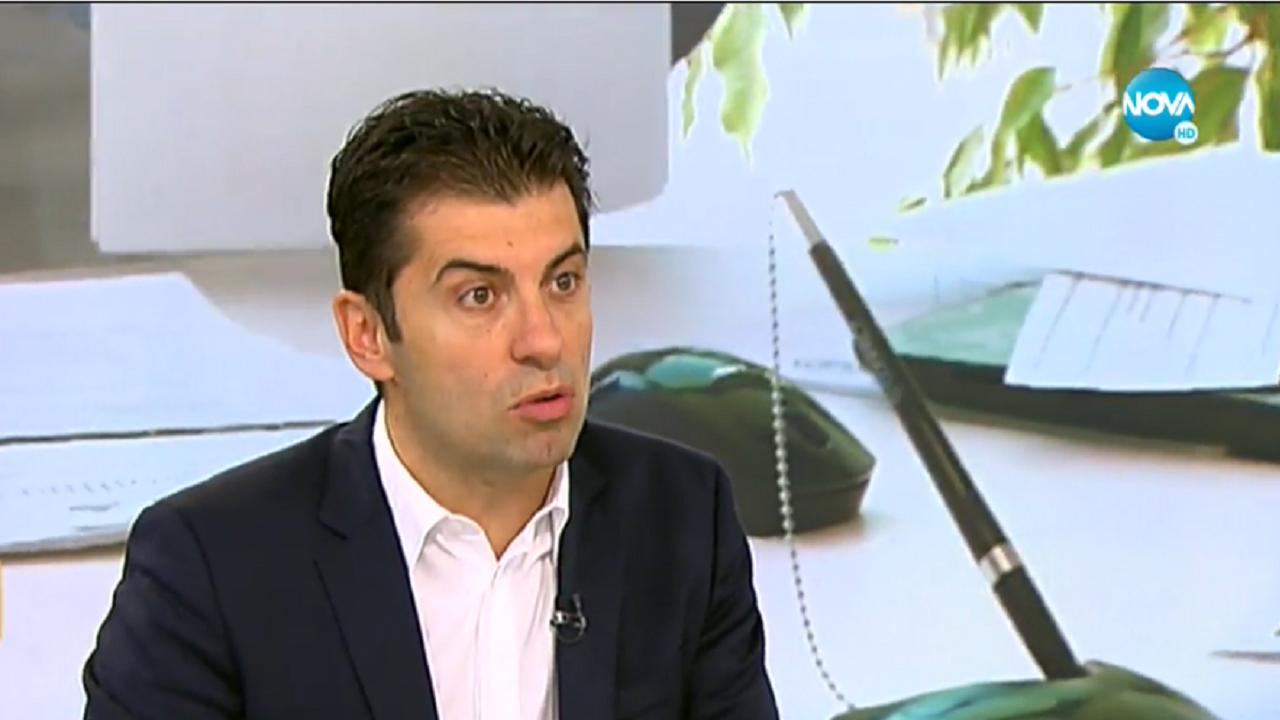 Кирил Петков разкри каква е мечтата му за ББР и обяви нови мерки в помощ на бизнеса