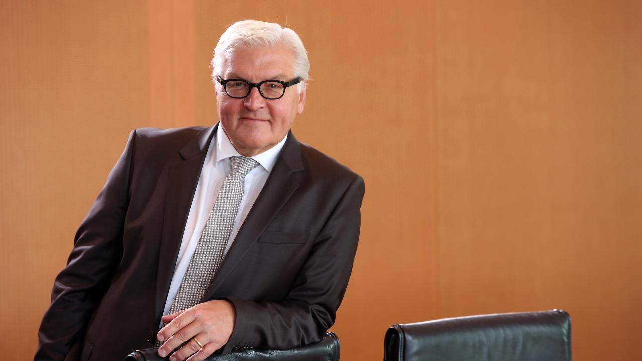 Щайнмайер обяви кандидатурата си за втори мандат на президентския пост