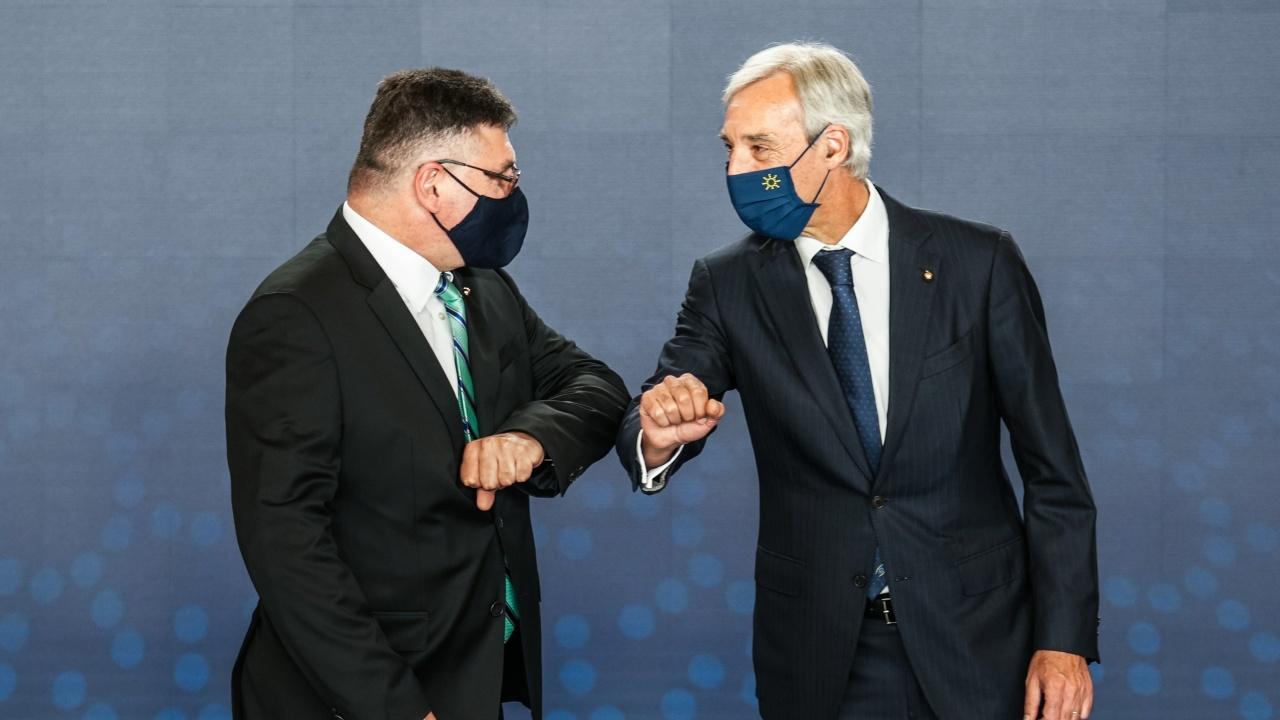 Министър Георги Панайотов: Среща на върха ЕС- НАТО е необходима следваща стъпка за издигането на сътрудничеството между двете организации на ново равнище