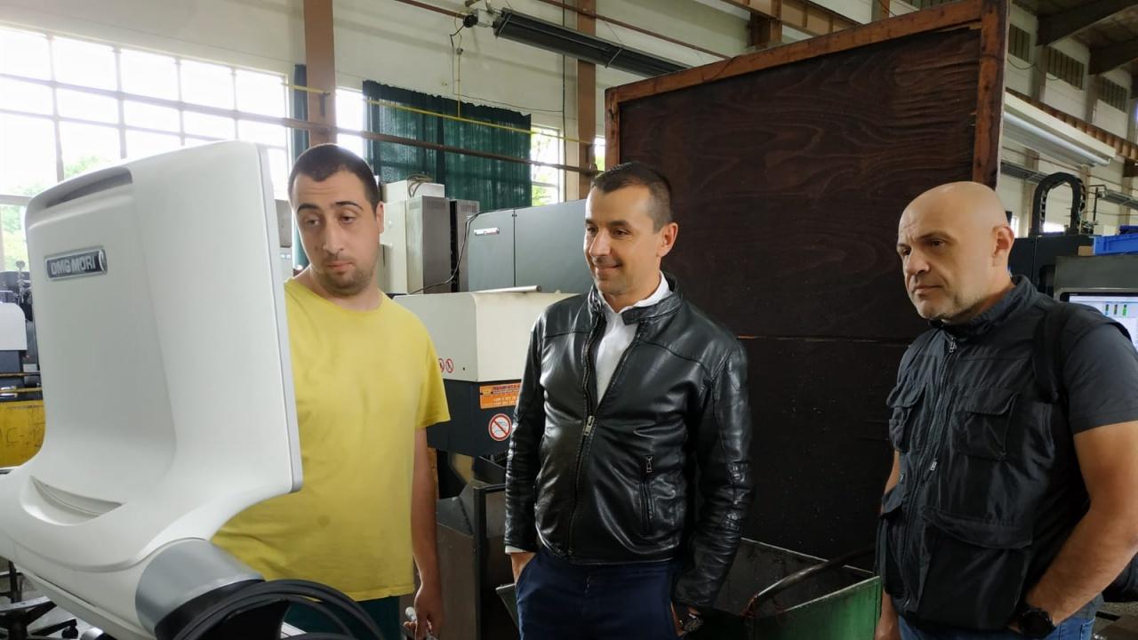 Политиките в подкрепа на бизнеса обсъди Дончев с  предприемачи в Габрово