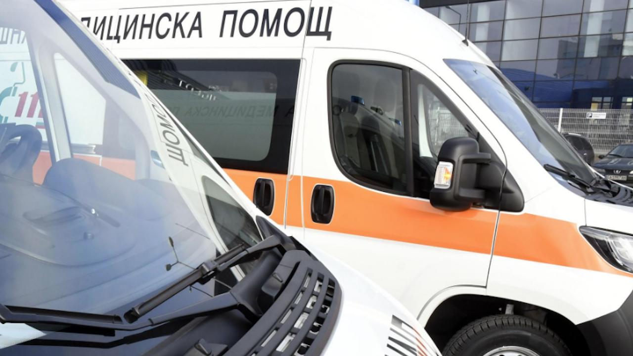 Мъж загина в Стамболийски, след като резервоарът на автомобила му се взриви