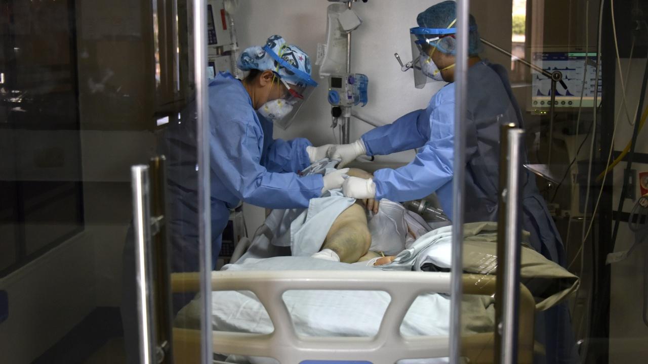 Колумбия отбеляза рекорден брой смъртни случаи от COVID-19