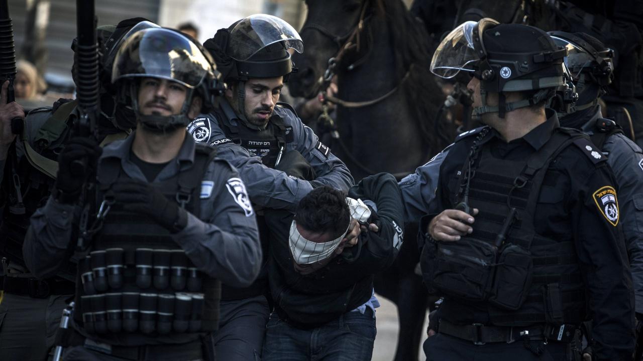 """Израелски сили задържаха лидер на """"Ислямски джихад"""""""