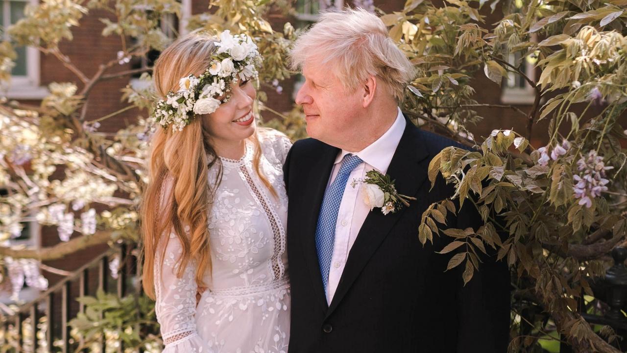 Бракът на Борис Джонсън възмути католици