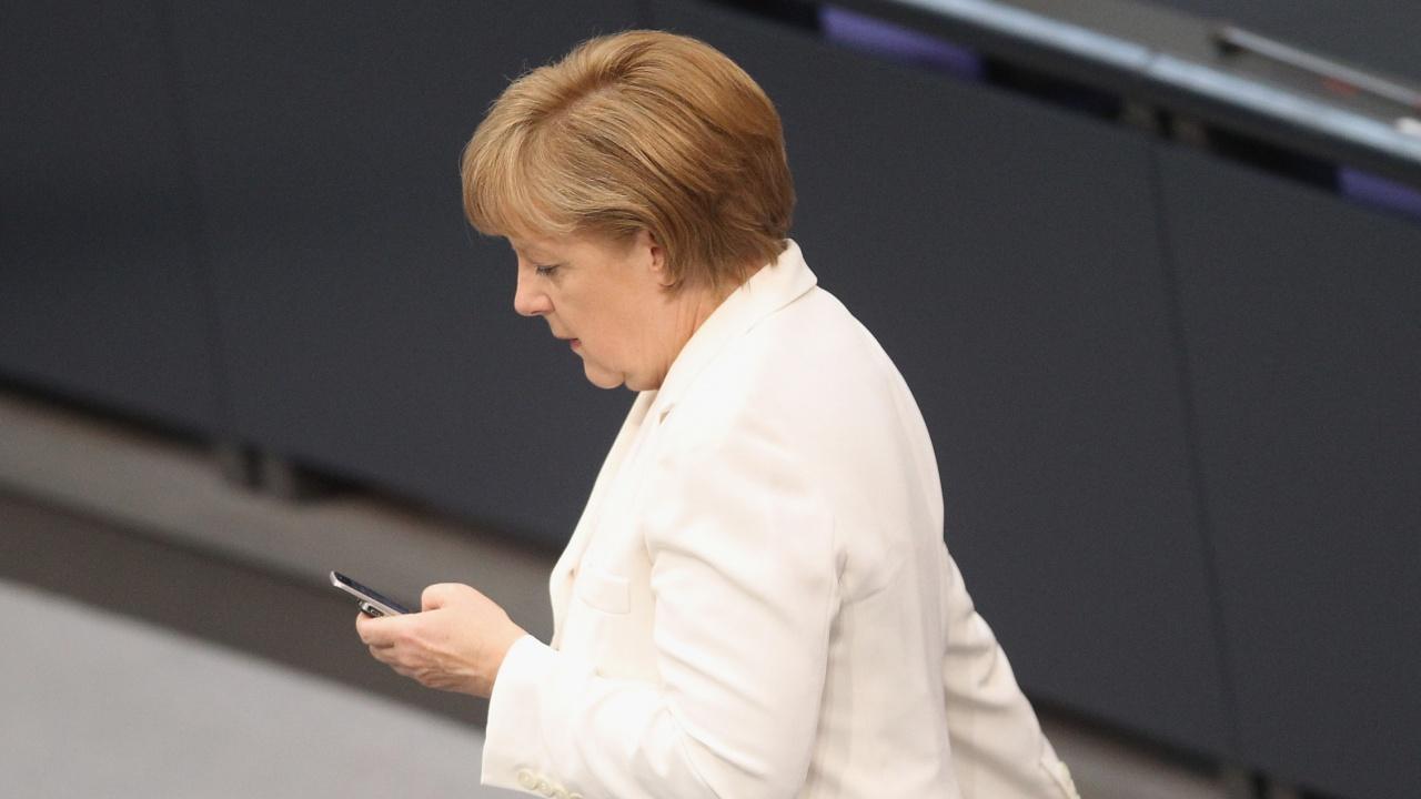 Дания помагала на САЩ да следи Ангела Меркел