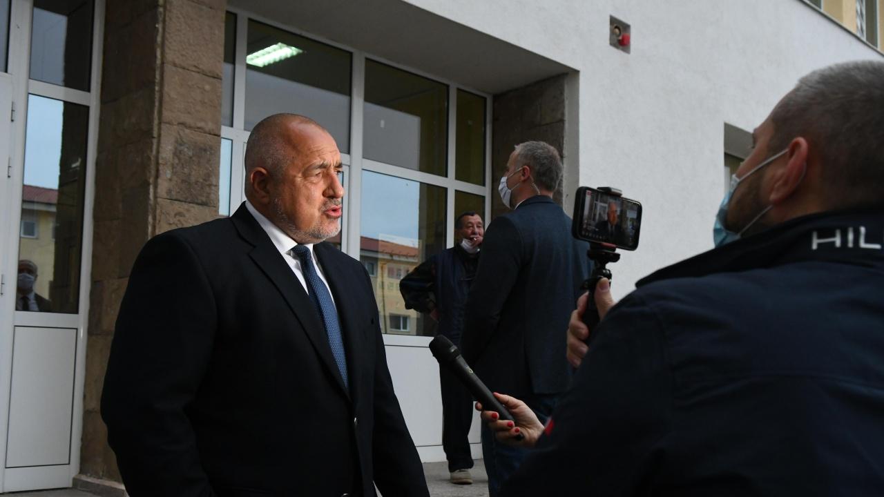 Бойко Борисов отново повежда листата на ГЕРБ в Пловдив