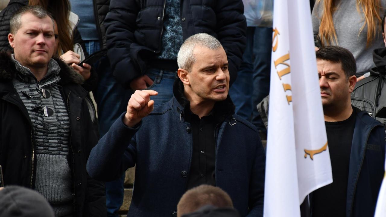 """ВКС отхвърли искането на прокуратурата за заличаване на партия """"Възраждане"""""""