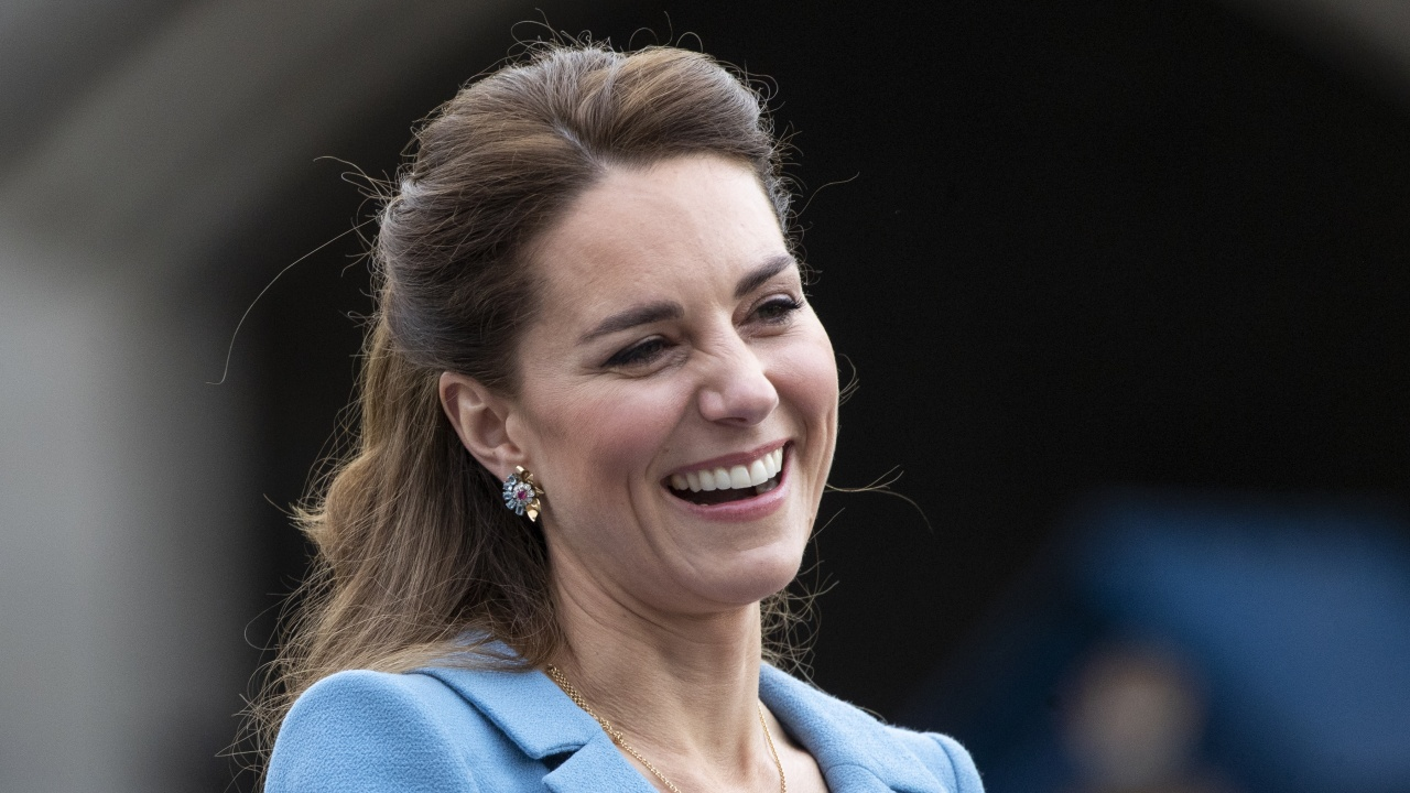 Кейт се ваксинира против коронавирус