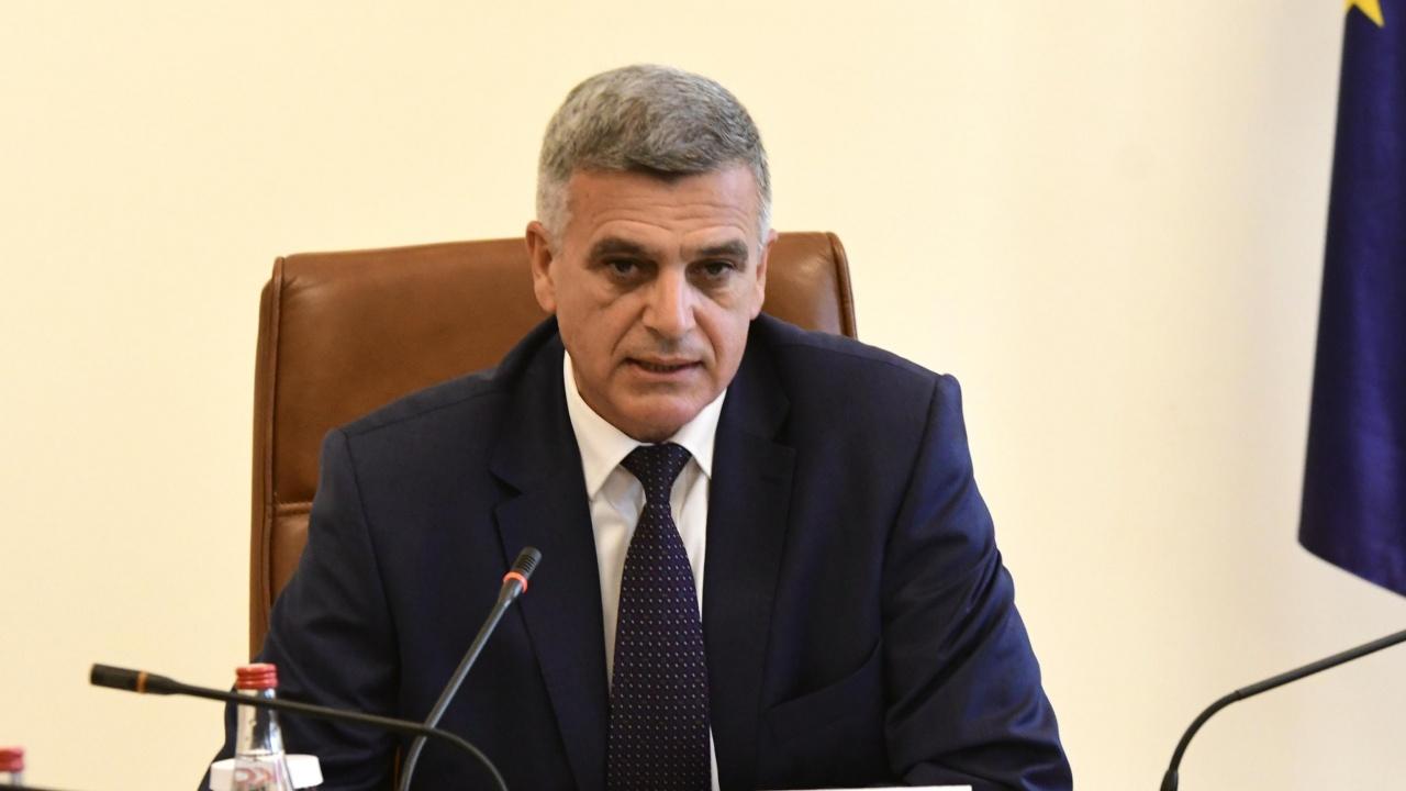 Стефан Янев представя новите областни управители, коментира политическите събития