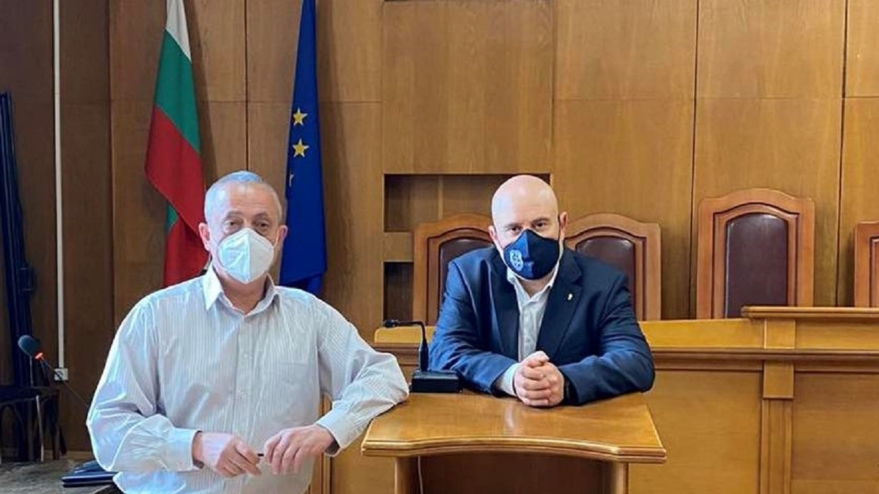 Гешев обсъди предстоящите избори с магистрати от Пазарджик