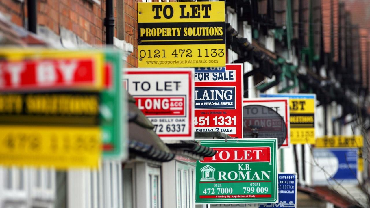 Ръст на цените на жилищата във Великобритания с близо 11% през май