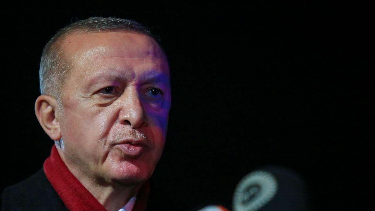 Ердоган: Турция ще разработи собствена ваксина до края на 2021 г