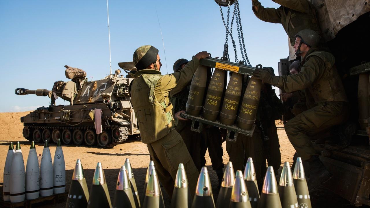 Оръжейният износ на Израел надхвърли 8,3 млрд. долара през 2020 г.