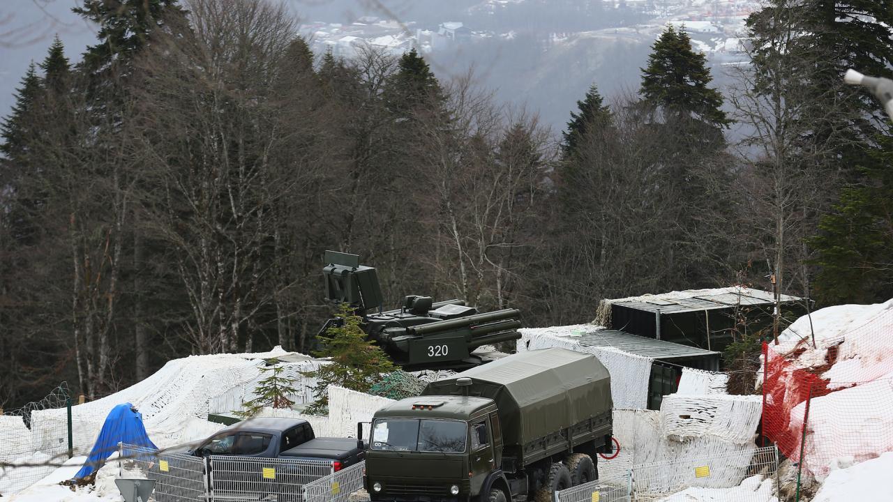 Руската армия започва да настъпва на север