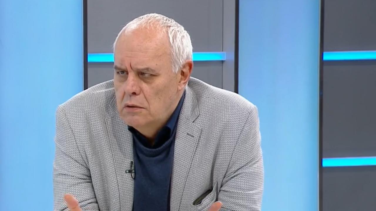 Андрей Райчев: Слабото звено в служебния кабинет е Бойко Рашков, твърдението му за Борисов и месото е пълна глупост