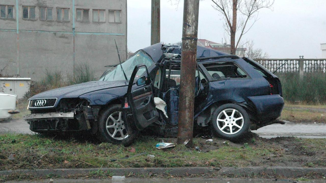Осем тежки катастрофи за изминалото денонощие