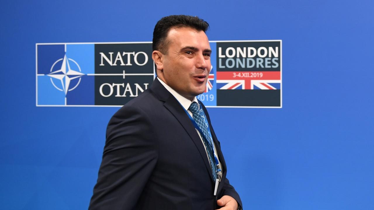 Заев призова София и Брюксел да продължат по-интензивно интеграционния процес