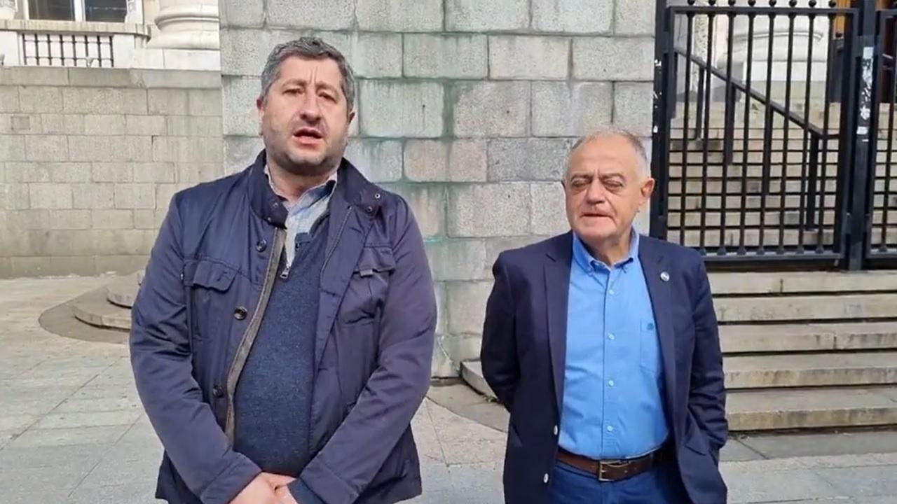 Демократична България пак се усъмни в Гешев, призова за протест