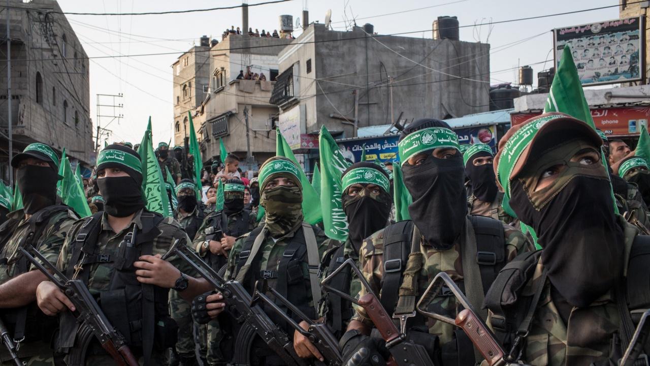 Ръст на даренията в криптовалути за Хамас