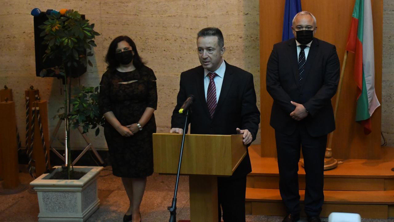 Министърът на правосъдието започна поредица от срещи  с професионални и неправителствени организации