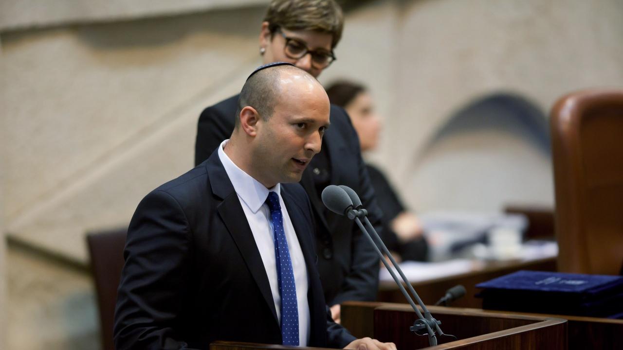 Нафтали Бенет ще бъде новият израелски премиер
