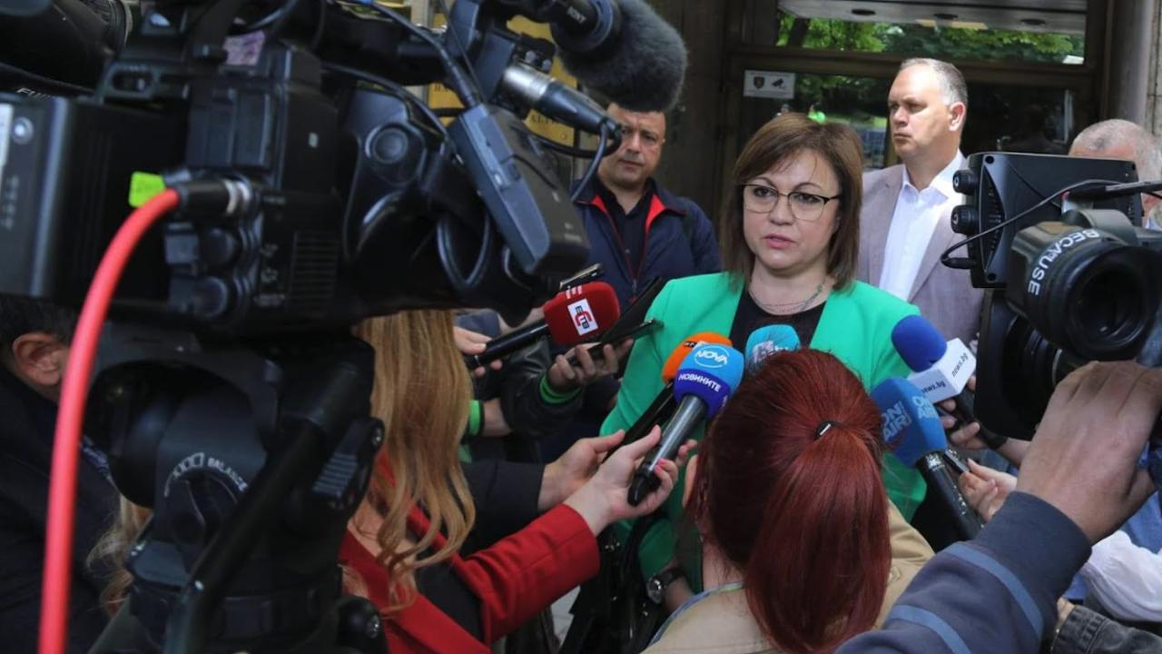 Нинова след срещата със здравния министър: Има начини да се спре продажбата на болницата в Раднево