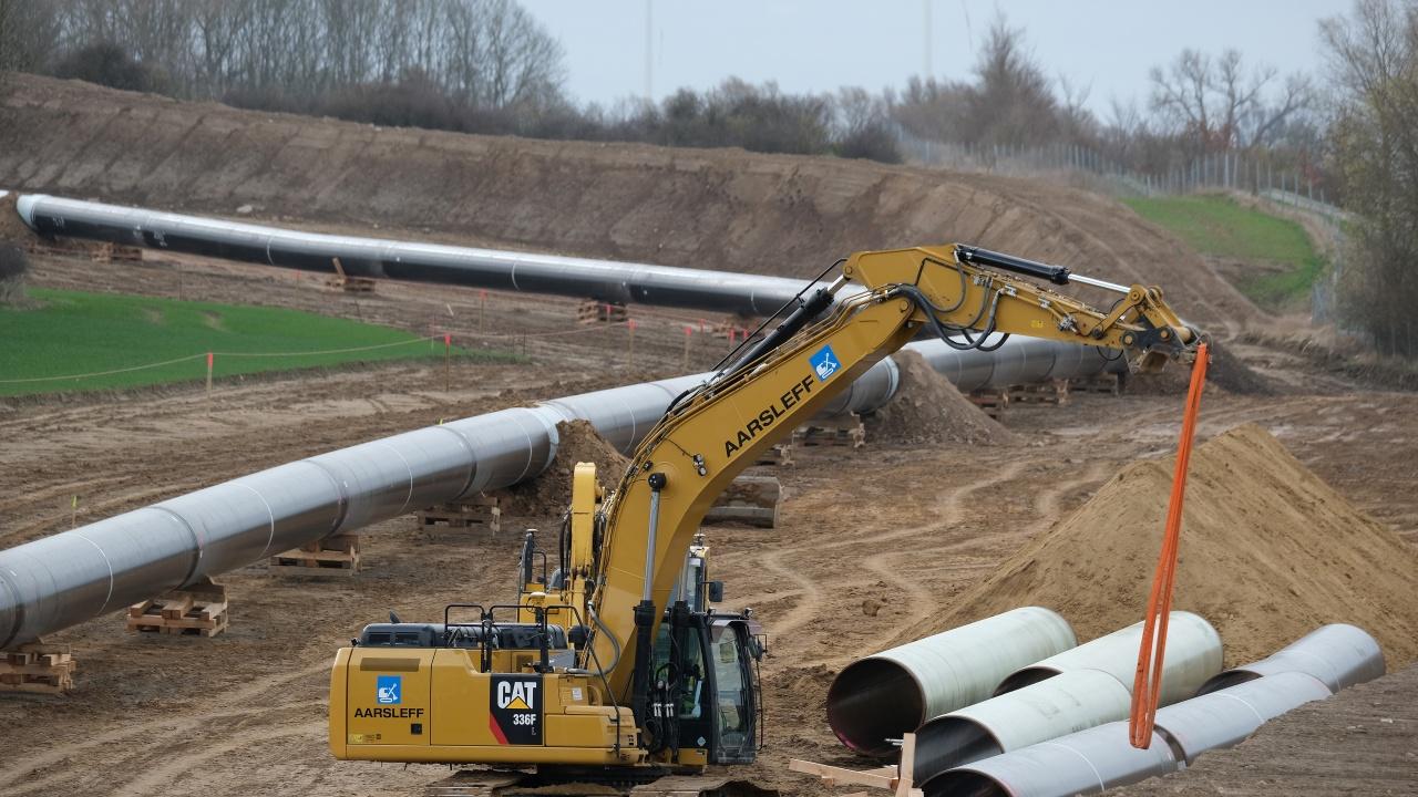 """Високопоставени представители на Германия и САЩ обсъждат газопровода """"Северен поток -2"""""""