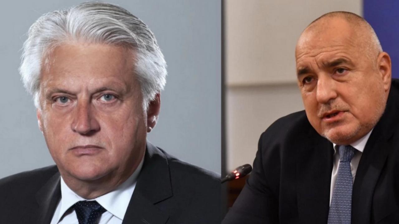 """От """"Атака"""" поискаха министър Рашков да задържи Борисов за 24 часа"""