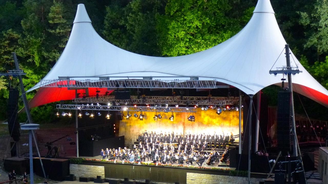 Летните концерти на Софийската филхармония ще бъдат на две открити сцени