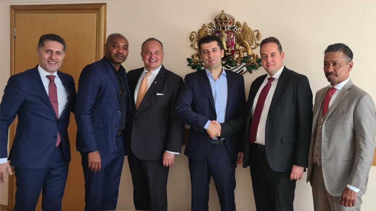 Кирил Петков се срещна с румънско-американски Инвестиционен фонд