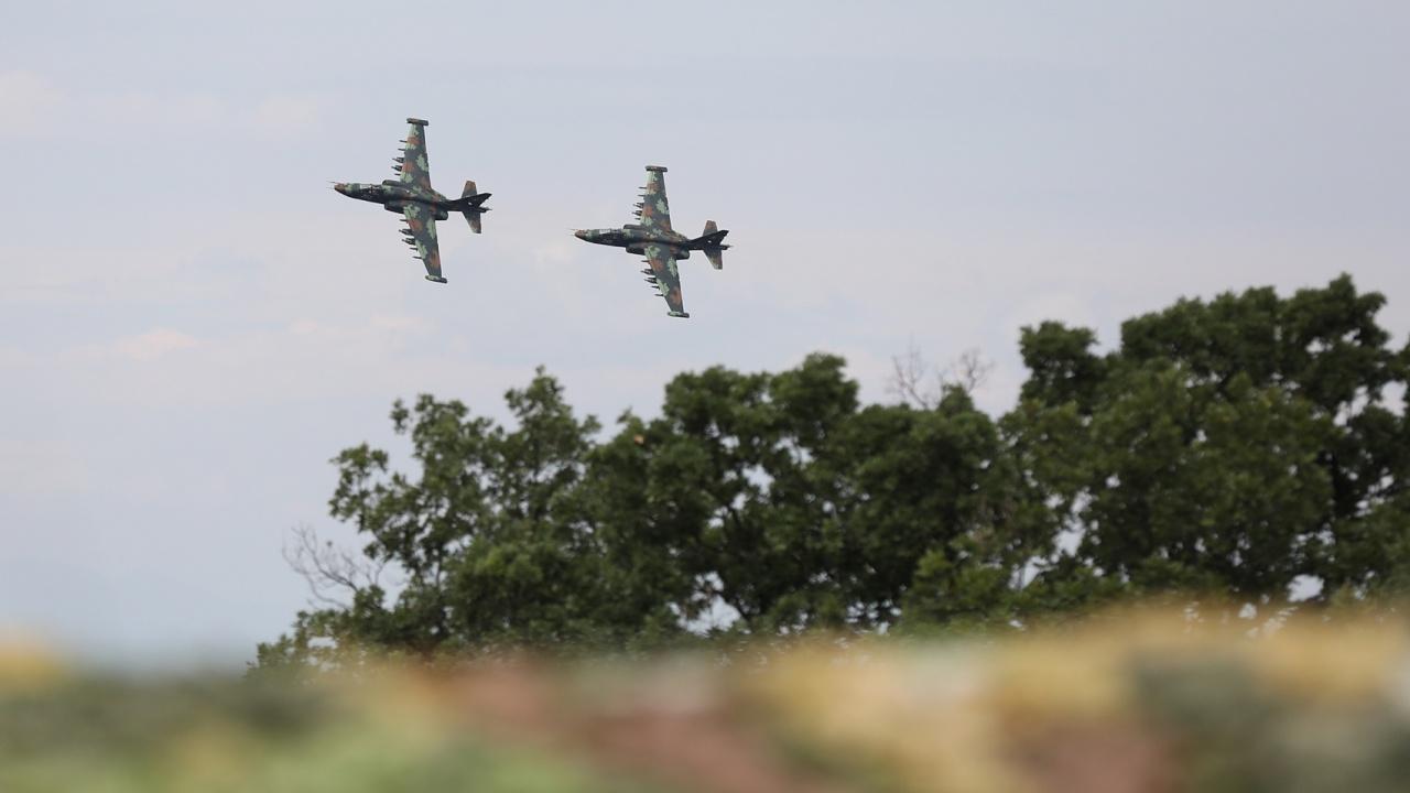 """Участниците в """"Strike Back -21"""" показаха високо ниво на подготовка и съвместни способности за отбрана"""
