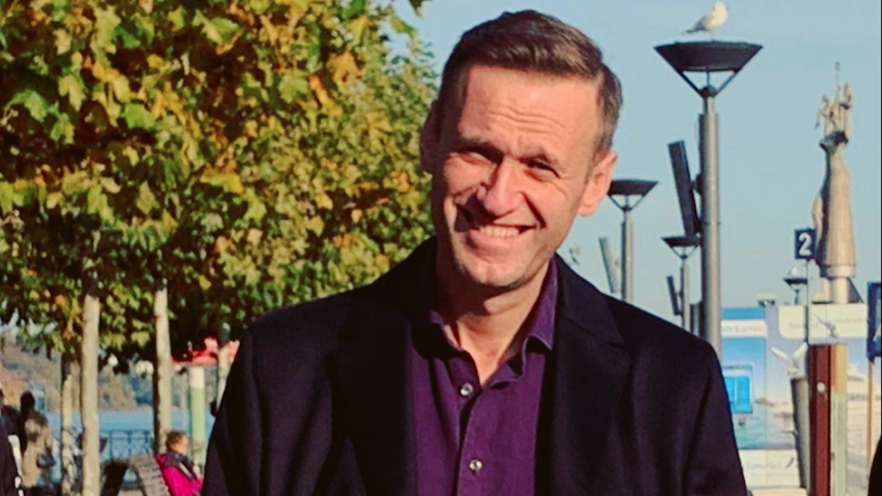 Навални получи поздравления за 45-ия си рожден ден
