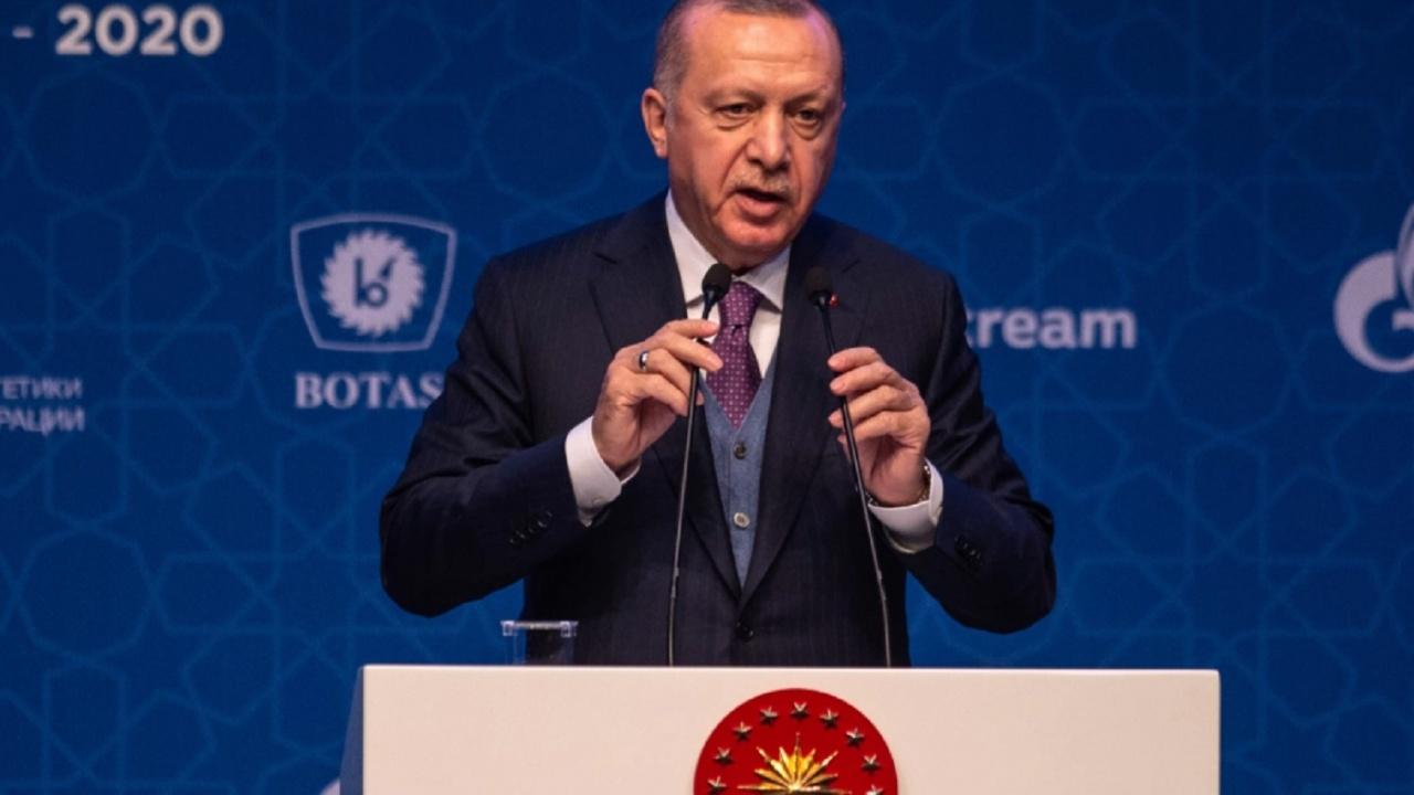 Ердоган очаква добивът на газ от новото находище в Черно море да започне от 2023 г.