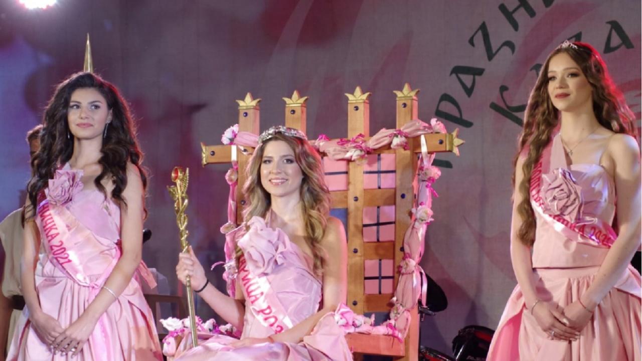 В Казанлък бе коронясана 53-та Царица Роза