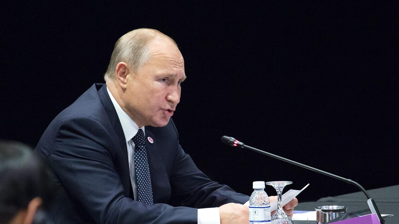 Путин изрази недоволството си от Европа