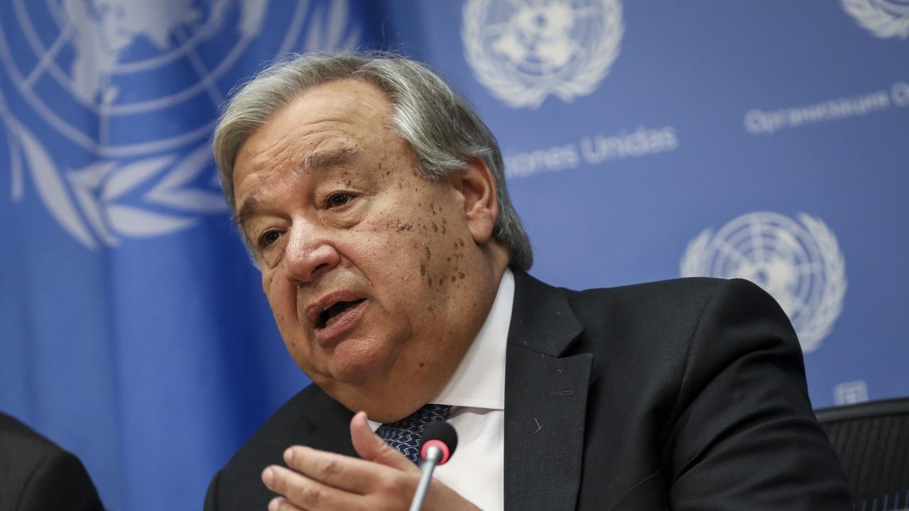 """Антониу Гутериш е """"отвратен"""" от убийството на мирни граждани в Буркина Фасо"""