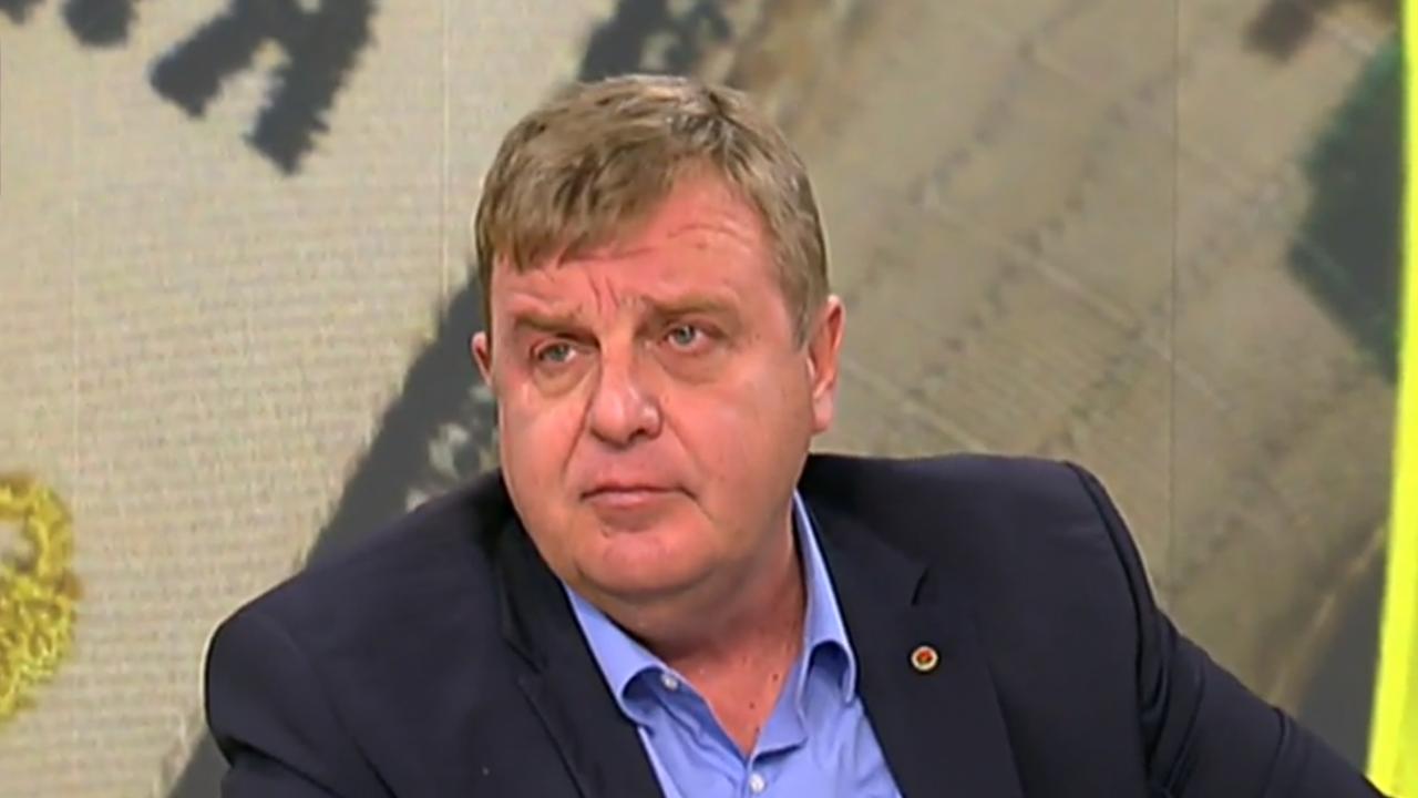 Каракачанов отвърна на своя наследник: Нямам никакви притеснения, всичко е по закон