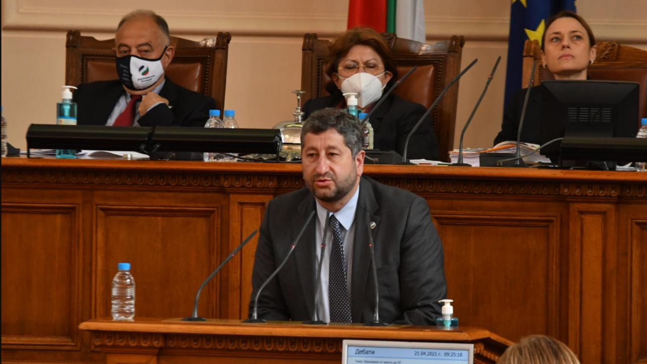 Христо Иванов: Гешев така и не провери твърдението на Божков, че е давал подкупи на Борисов