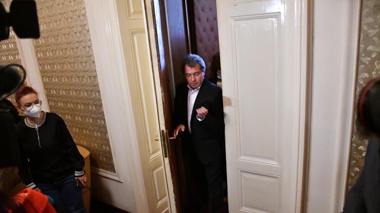 Тошко Йорданов разкри дали Слави Трифонов отново ще е депутат
