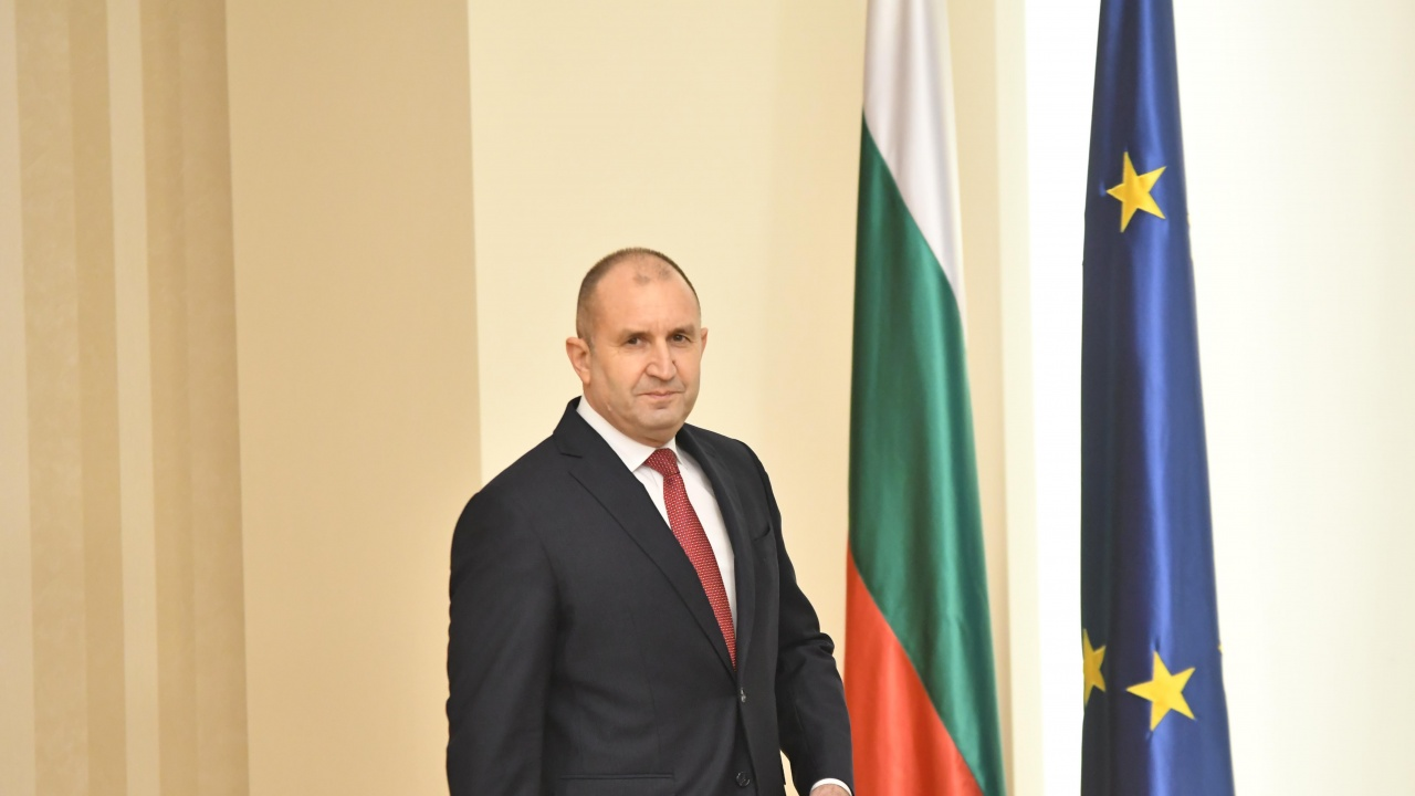 Радев ще бъде на посещение в Пловдив