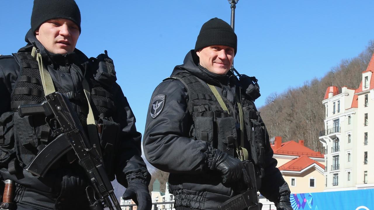 Мъж проникна в посолството на САЩ в Русия