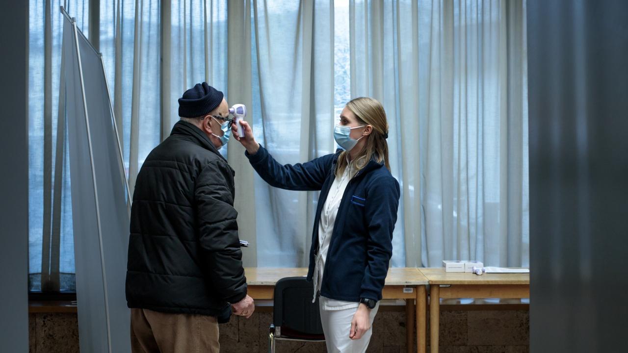 Словения смекчава някои от мерките срещу COVID-19