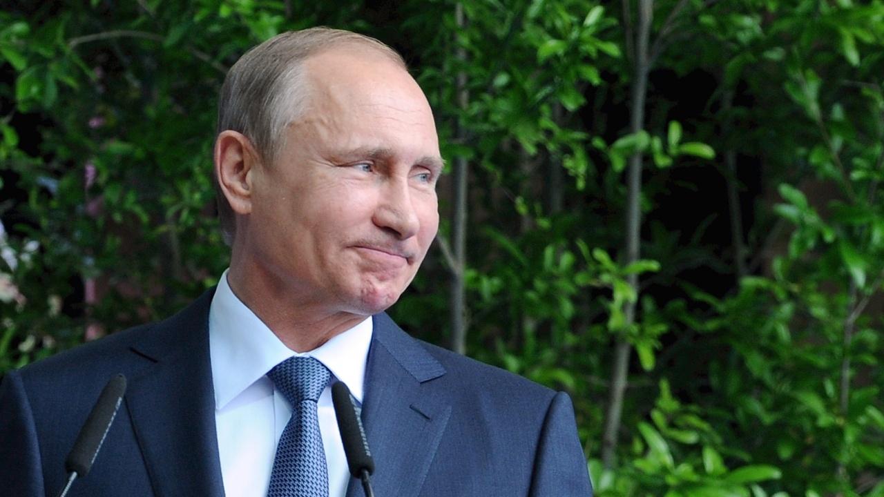 """Владимир Путин денонсира  договора """"Открито небе"""""""