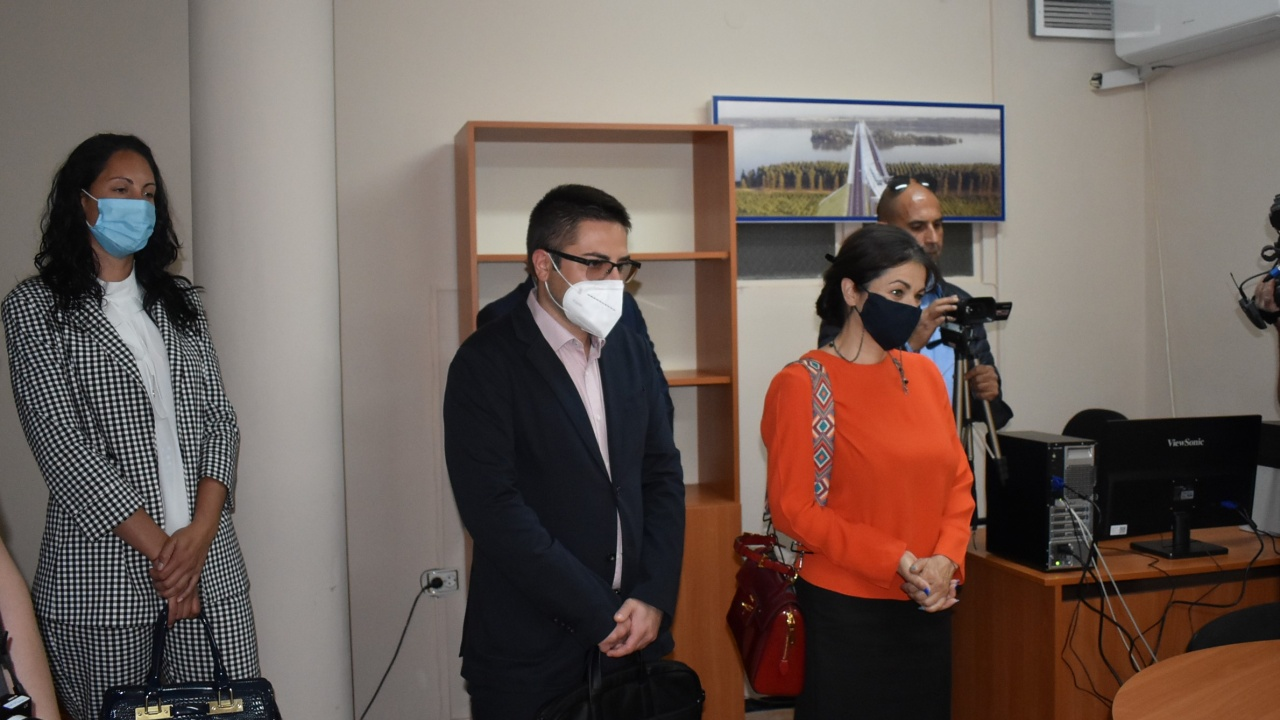 ГЕРБ-СДС регистрира листата си във Видин