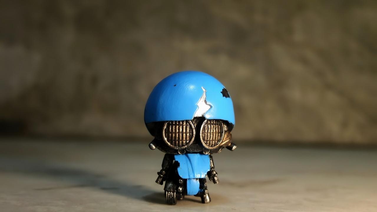 Създадоха робот, ходещ по стени и тавани
