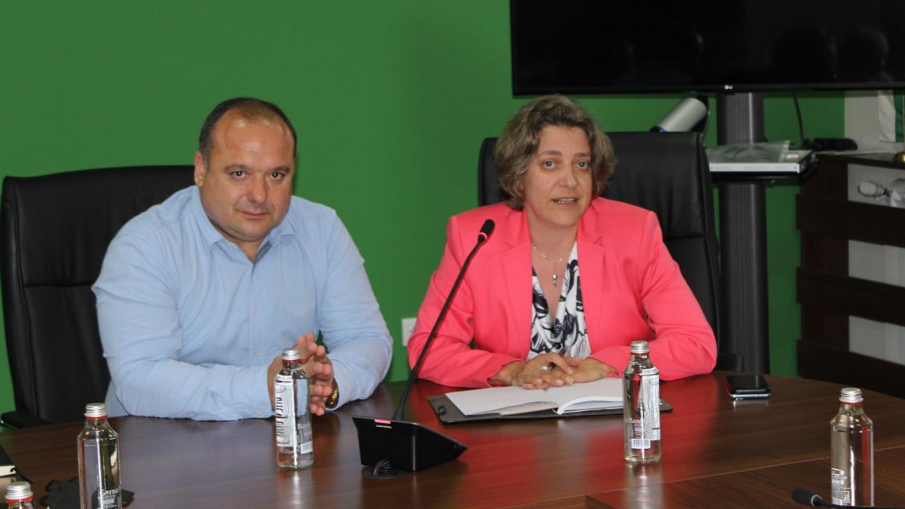 Зам.-министър Тончева: За МОСВ са приоритет природа, биологично разнообразие и неговото опазване