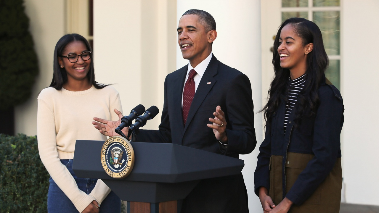 Обама: Дъщерите ми участваха в протестите след смъртта на Флойд в САЩ