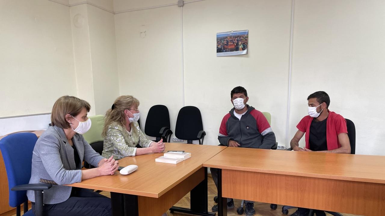 Окръжният прокурор на София на среща с роднините на убитото в с. Ковачевци дете